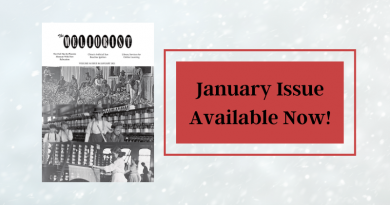 January Issue is now available!